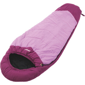 Outwell Convertible Junior Sac de couchage Enfant, magenta